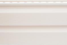 Виниловый Альта-Сайдинг белый, 3,66м